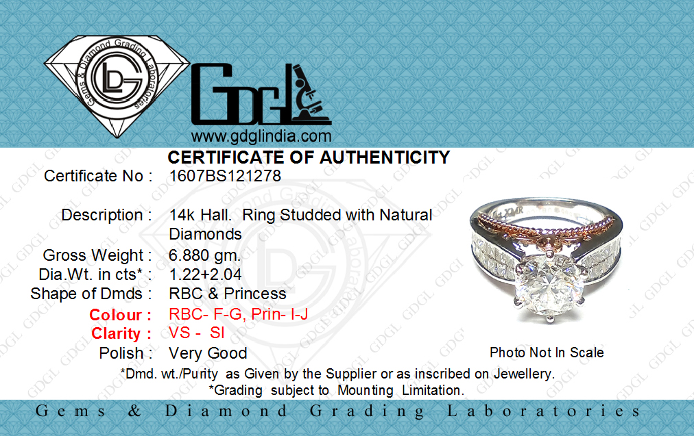 Gdgl jewellery certification yadclub Choice Image